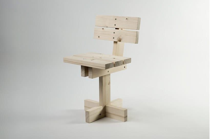 Hamaika: una silla DIY para todos los públicos 3