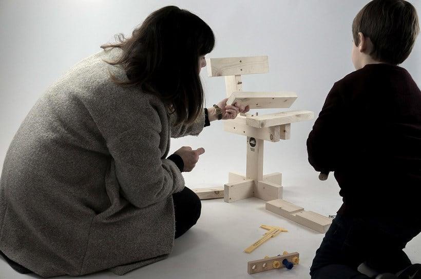 Hamaika: una silla DIY para todos los públicos 5