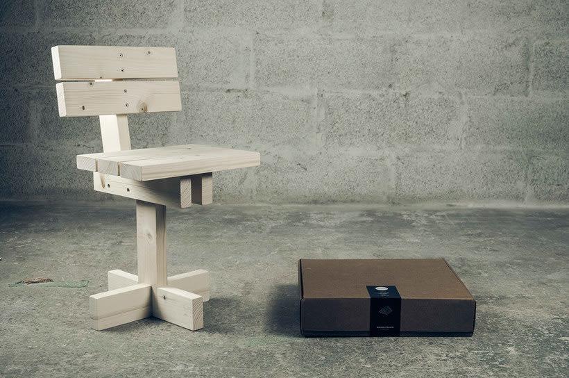 Hamaika: una silla DIY para todos los públicos 8