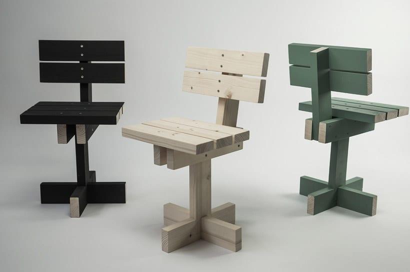 Hamaika: una silla DIY para todos los públicos 10