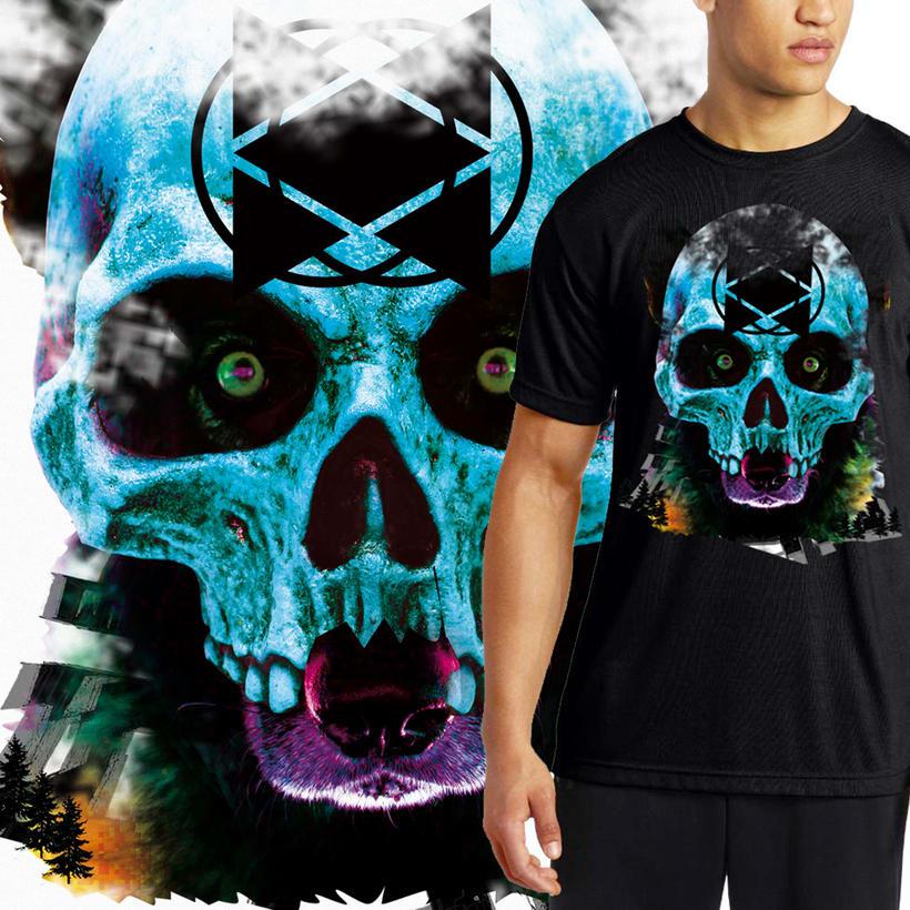 Skull Wolf -1