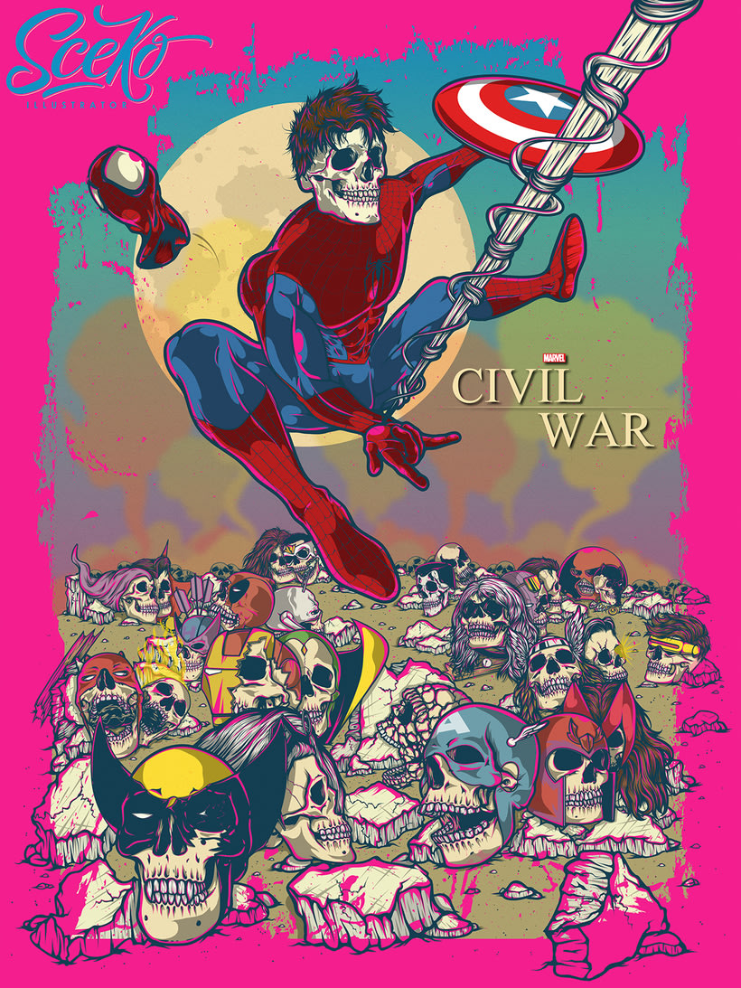 CIVIL WAR 11