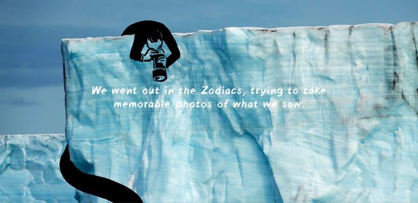 Christoph Niemann ilustra su viaje al Ártico Noruego 14