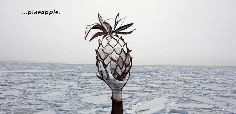 Christoph Niemann ilustra su viaje al Ártico Noruego 12