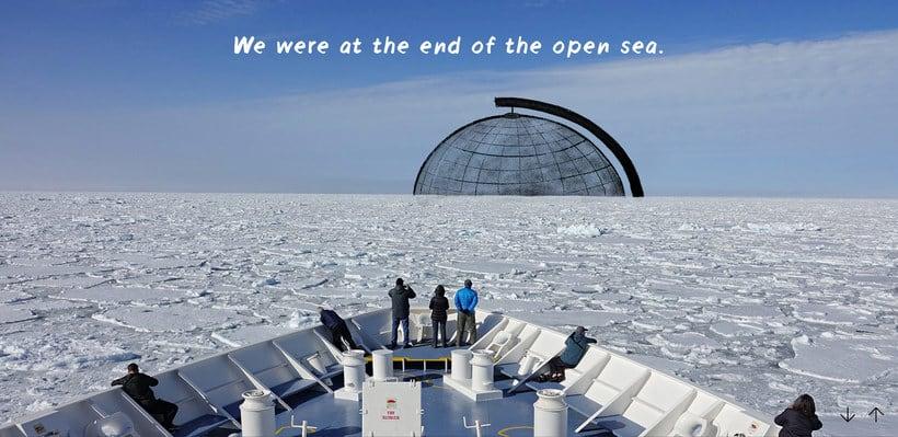 Christoph Niemann ilustra su viaje al Ártico Noruego 15