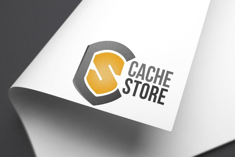 Branding para CACHE STORE 3