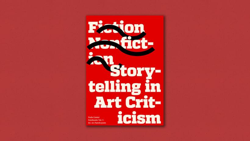 Fiction Nonfiction —Notebook -1