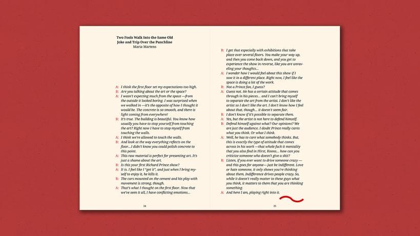 Fiction Nonfiction —Notebook 6
