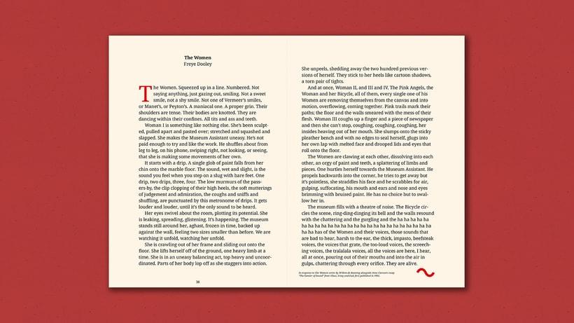 Fiction Nonfiction —Notebook 9