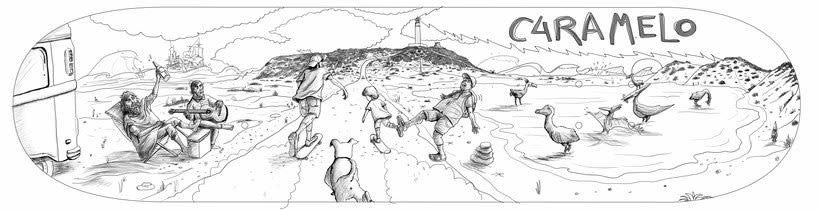 Ilustraciones para Homies 0