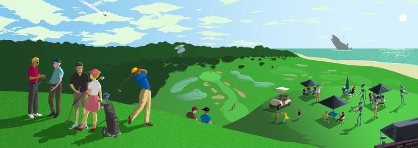 Paneles para IH golf 2