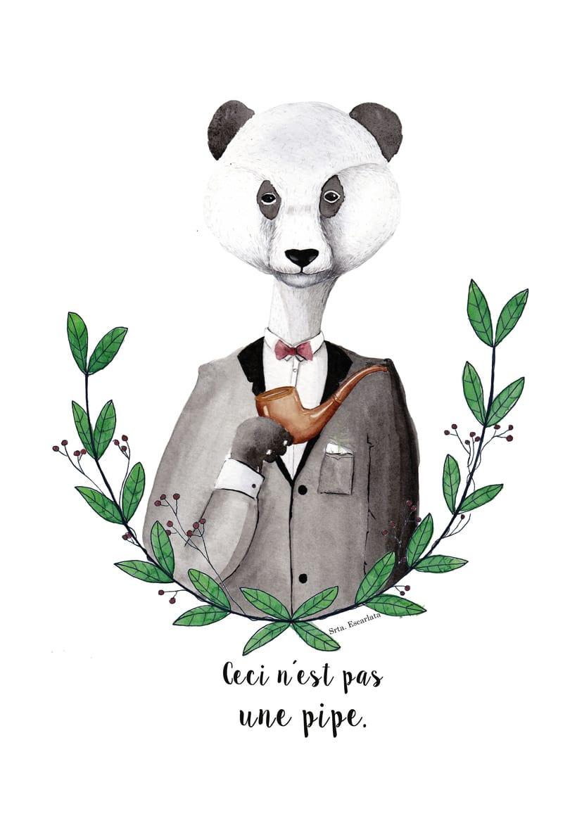 Panda. -1