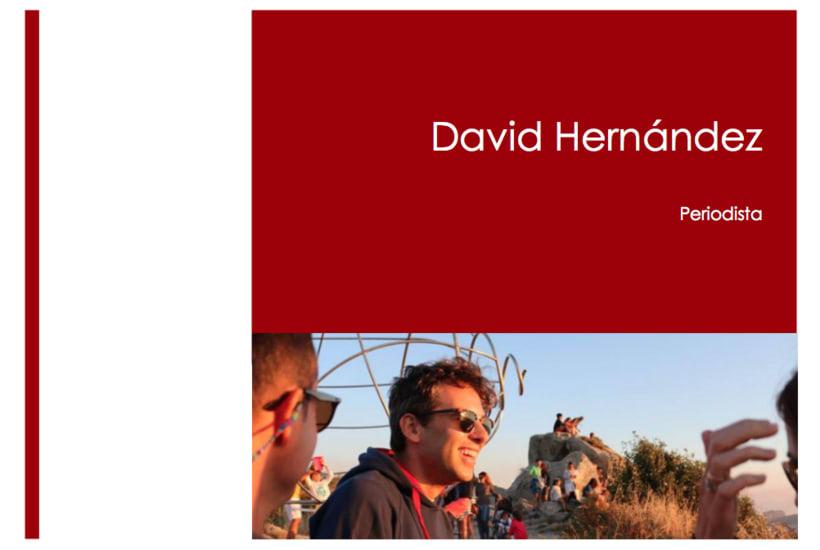 CV David Hernández -1