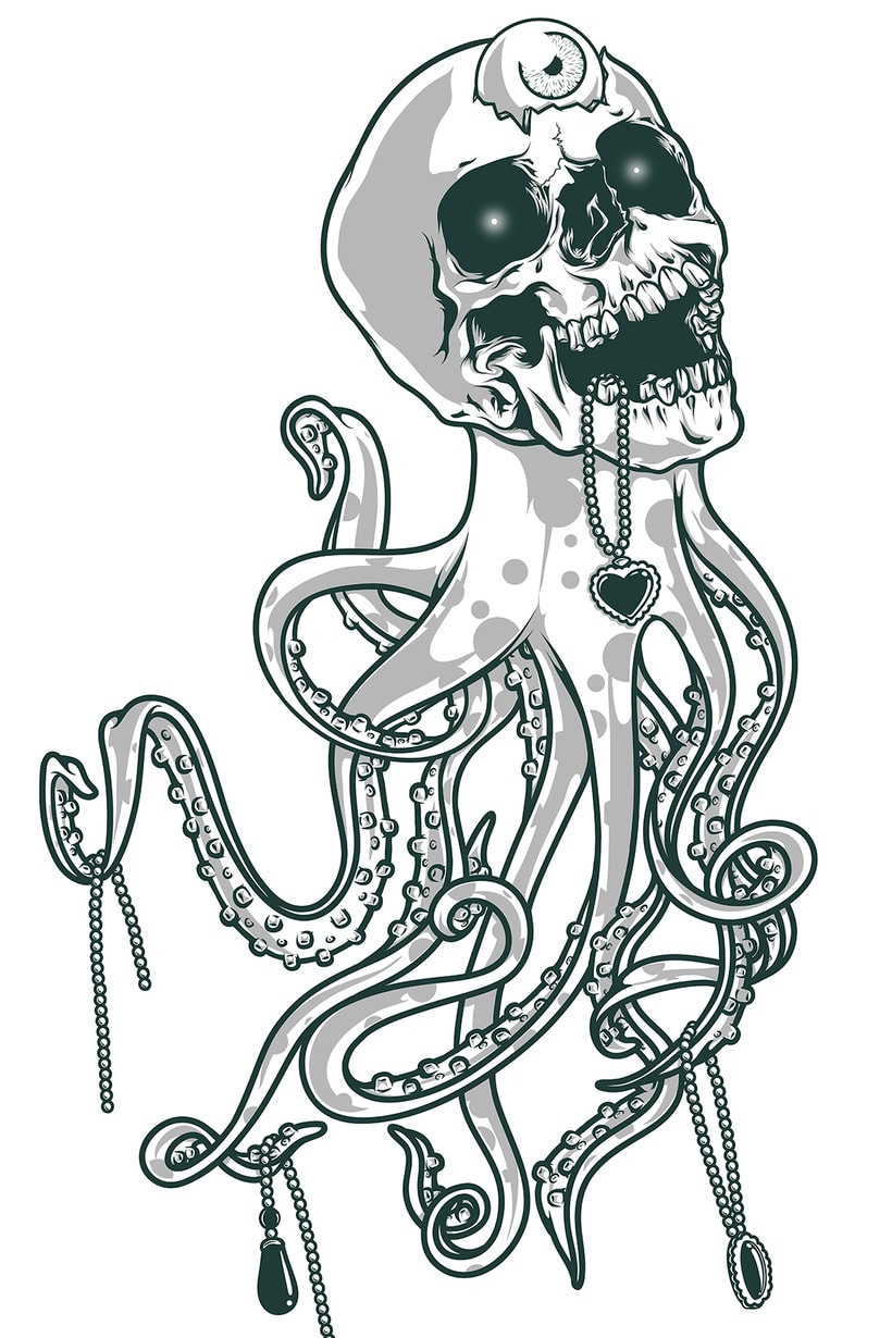 """Octopus eye"" 4"