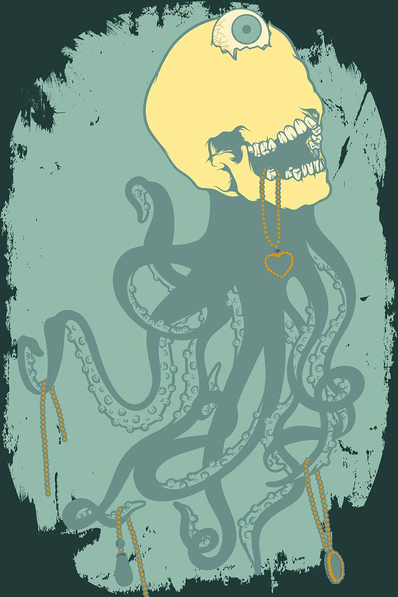 """Octopus eye"" 5"