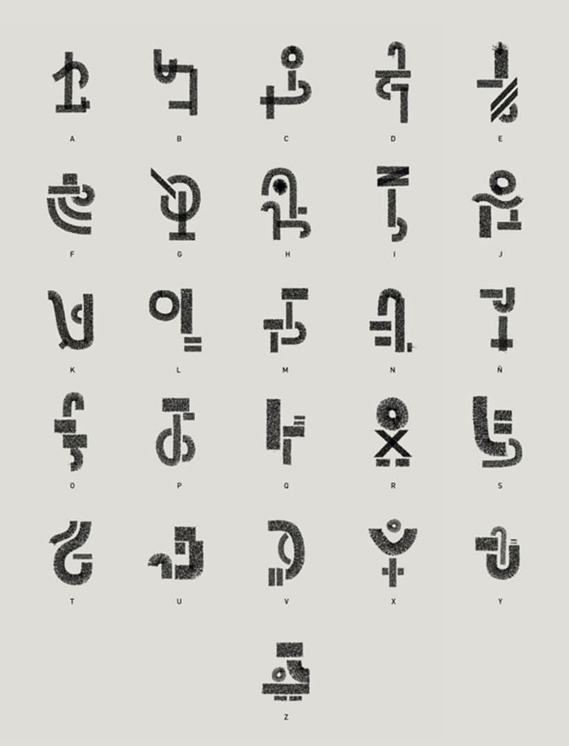 alfabeto indigena  0