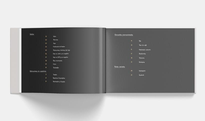 Manual Corporativo de Loren (marca ficticia) 0