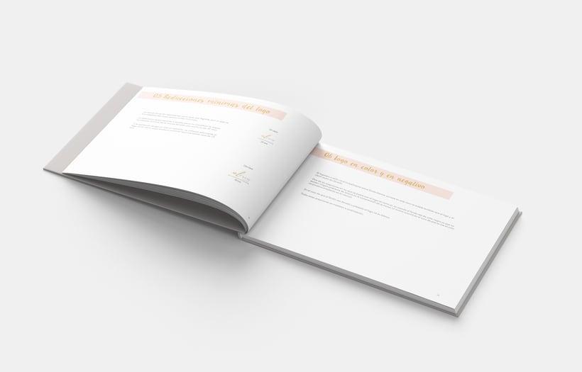 Manual Corporativo de Loren (marca ficticia) 4
