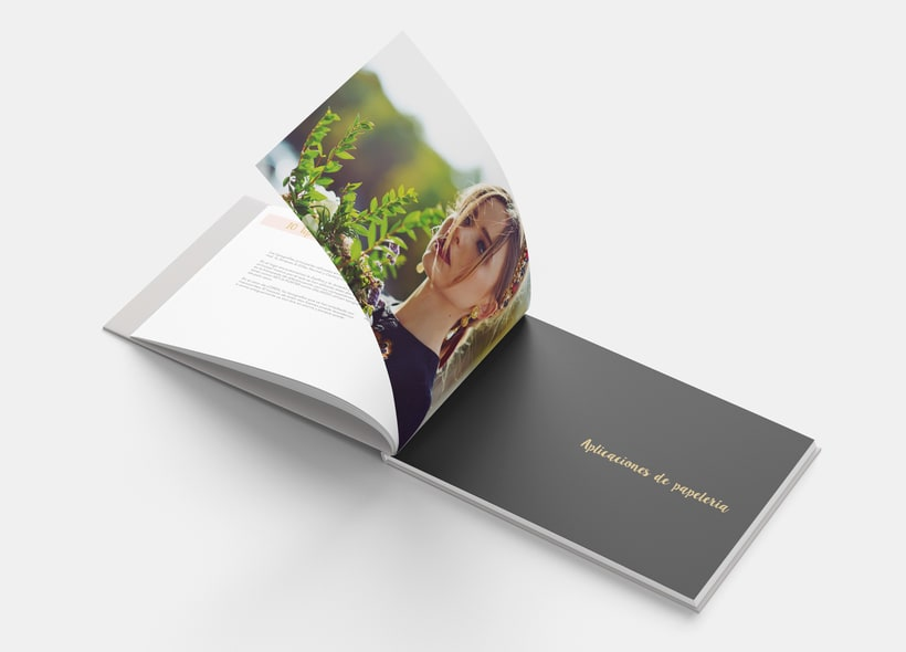 Manual Corporativo de Loren (marca ficticia) 11