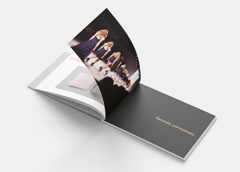 Manual Corporativo de Loren (marca ficticia) 14