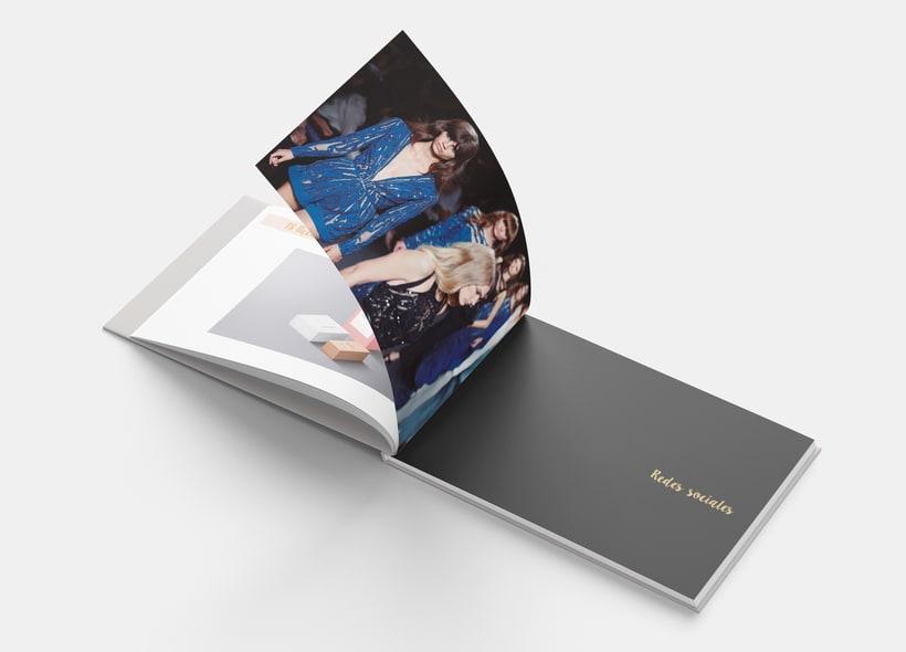 Manual Corporativo de Loren (marca ficticia) 19