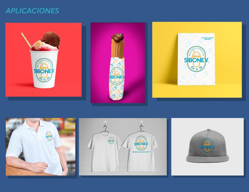 Mi Proyecto del curso: Tipografía y Branding: Diseño de un logotipo icónico 9
