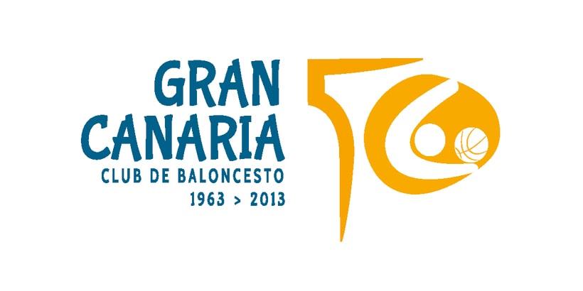 Logotipo GranCa 50 aniversario _ Propuesta 0