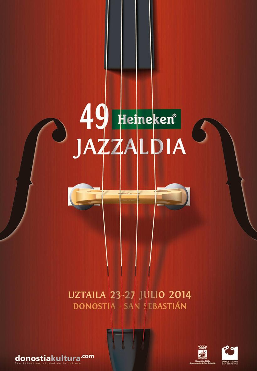 Propuesta cartel Festival Jazzaldia -1