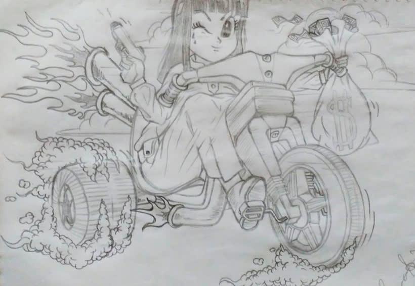 MAI (Dragon Ball Super) 0