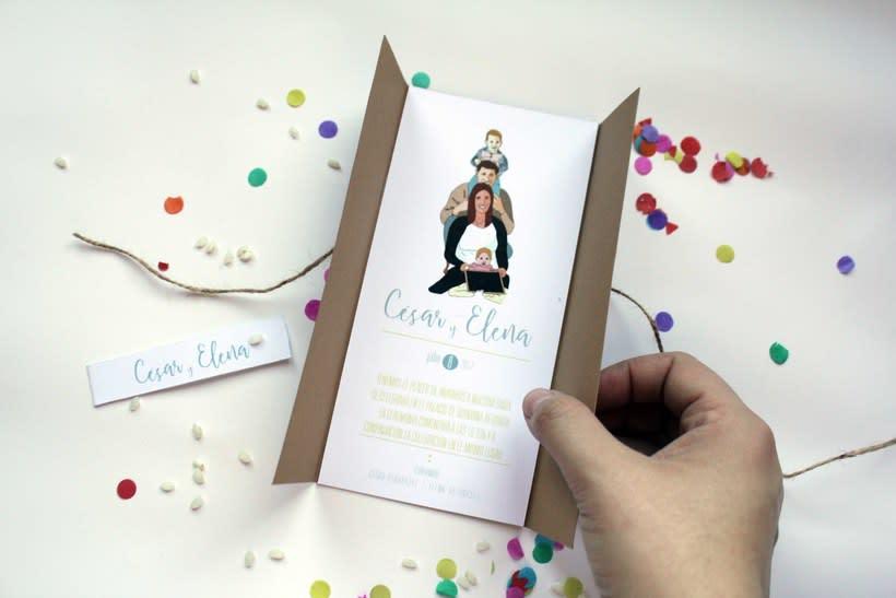 Wedding Invitation  5