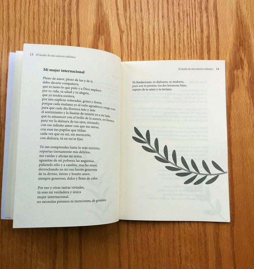 Libro de poesías. Poetry Book 3