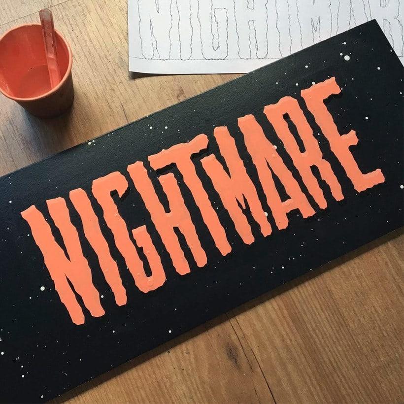 El Deletrista: el lettering mira al pasado 11