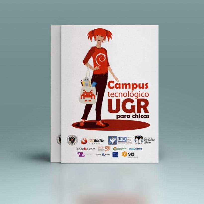 DISEÑO PARA EL CAMPUS TECNOLÓGICO PARA CHICAS DE LA UGR 3