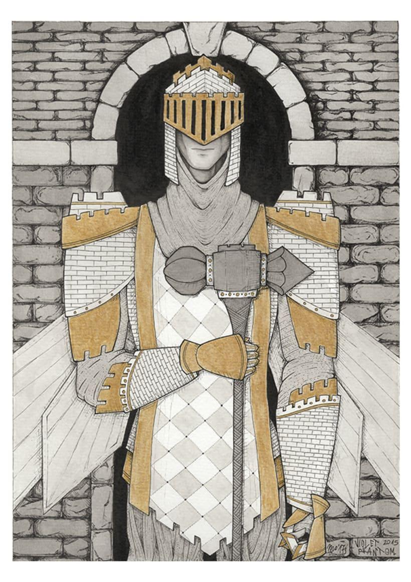 Jaque al Rey 15
