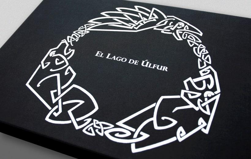 Lago de Úlfur ( Packaging) 3