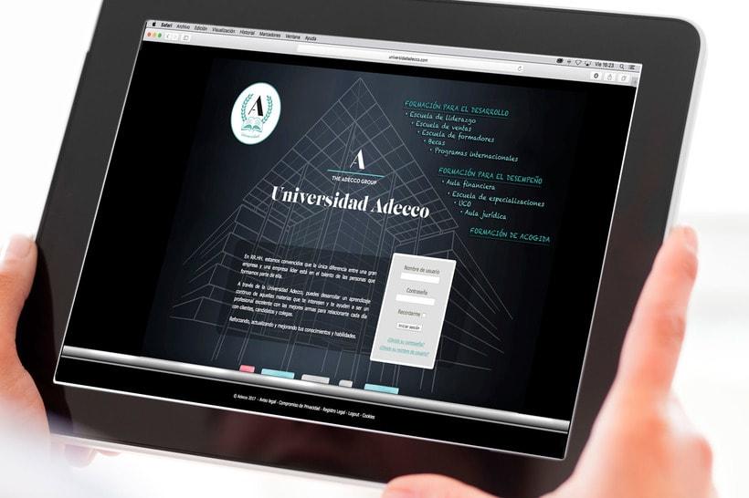 Imagen web Universidad Adecco 4