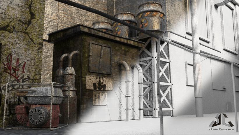Escenario 3D 1