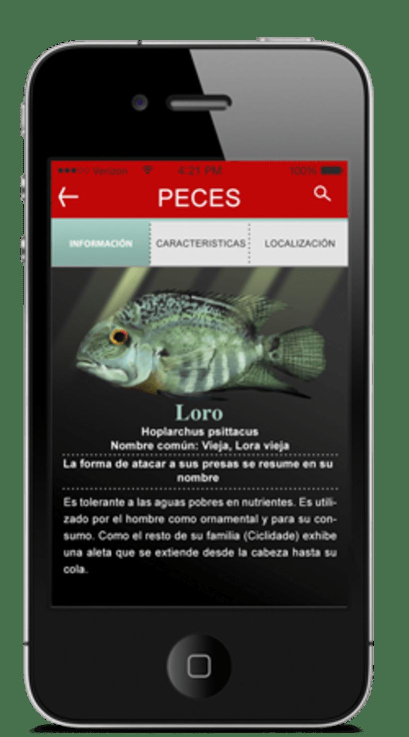 App Acuario Parque Explora 1