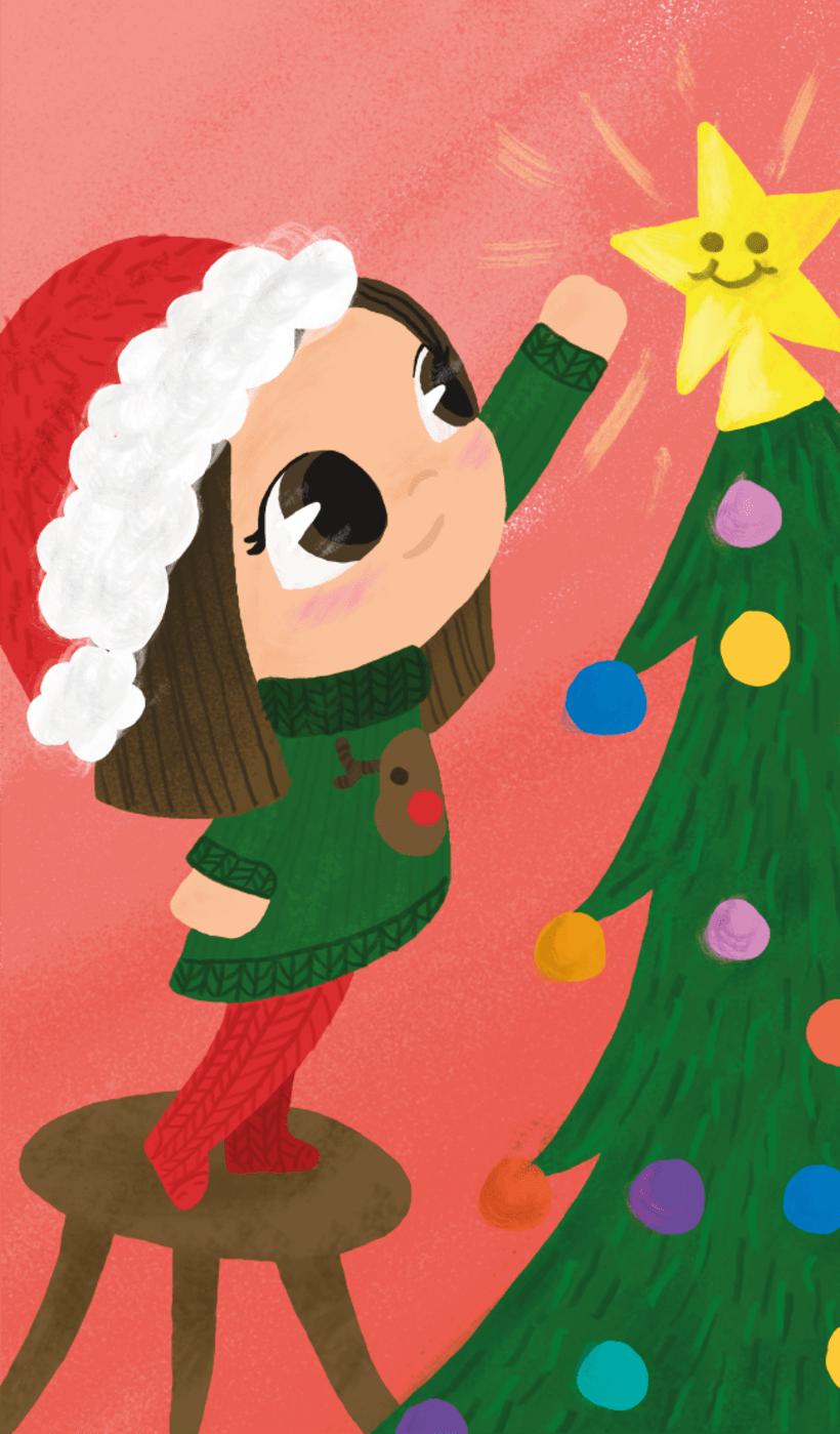 Ilustraciones niñas 7