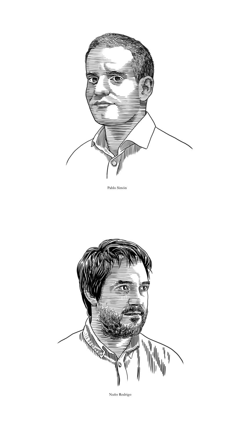 Retratos Grabados 2