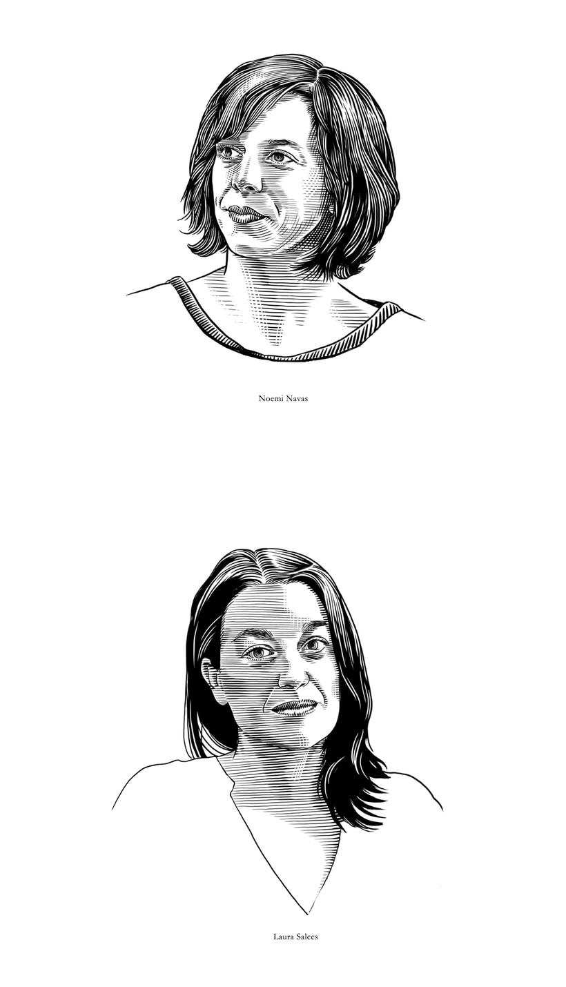 Retratos Grabados 3