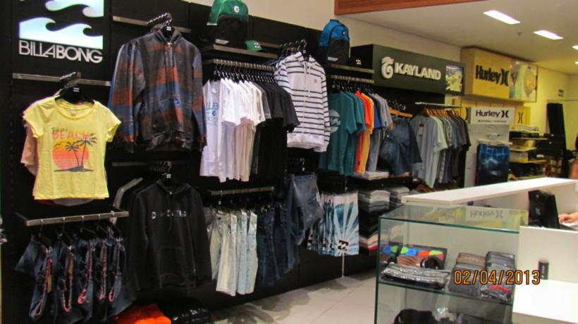 Diseño de Retail - Corner Billabong 2013 3