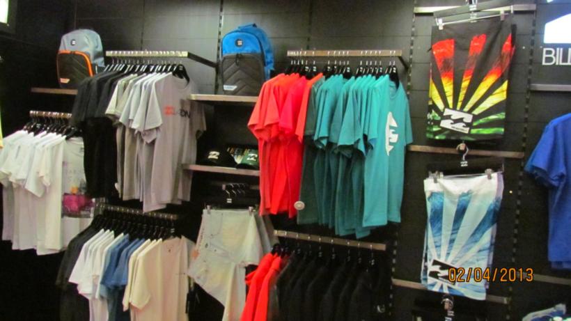 Diseño de Retail - Corner Billabong 2013 5