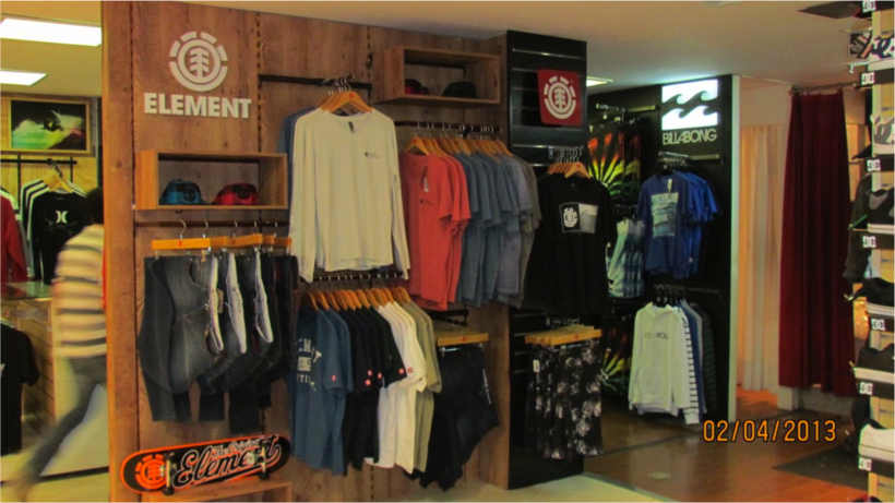 Diseño de Retail - Corner Element 2013 3