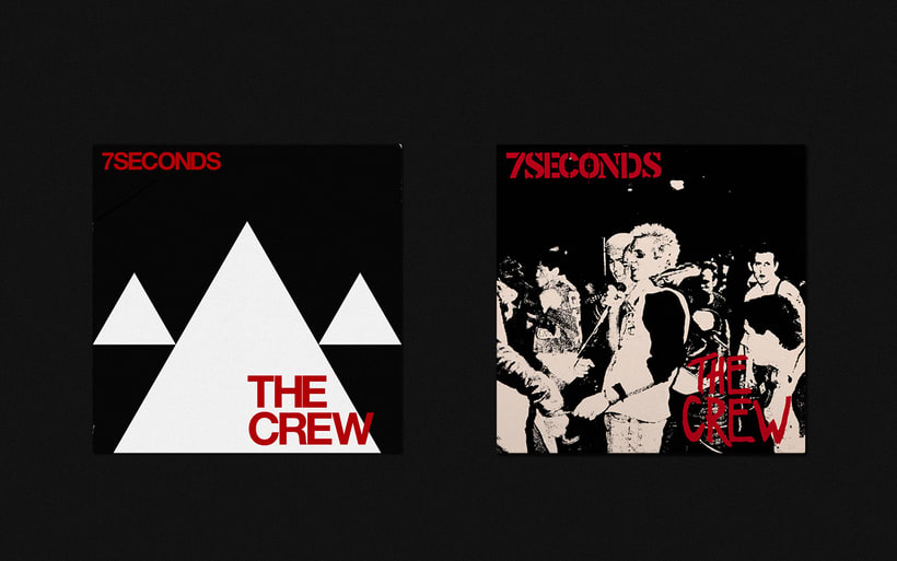 The Shape of Punk Vol. ¹ 8