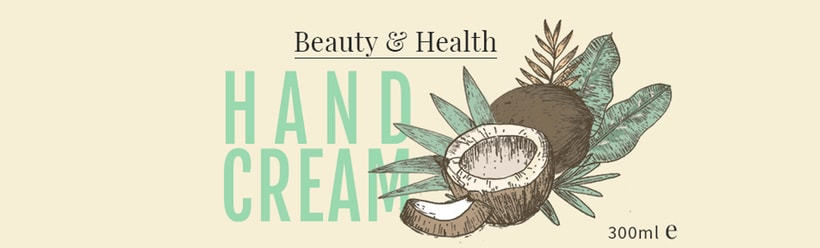 Packaging Healthy & Beauty coco. 1