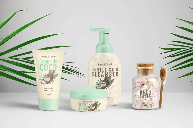 Packaging Healthy & Beauty coco. 0