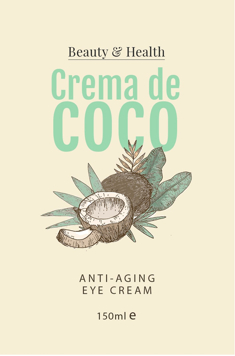 Packaging Healthy & Beauty coco. 5