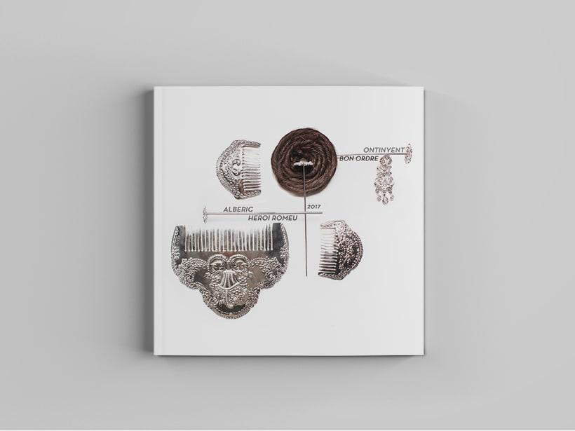 Diseño editorial Llibret Falla Alberique  0