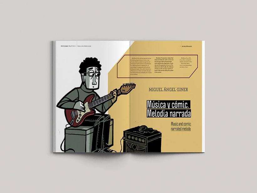Propuesta de diseño editorial revista Eme  3